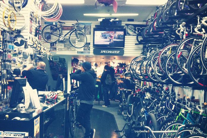 Bike Shop Stop